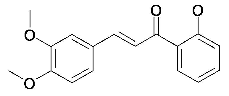 (E)-3-(3,4-Dimethoxy-phenyl)-1-(2-hydroxy-phenyl)-propenone