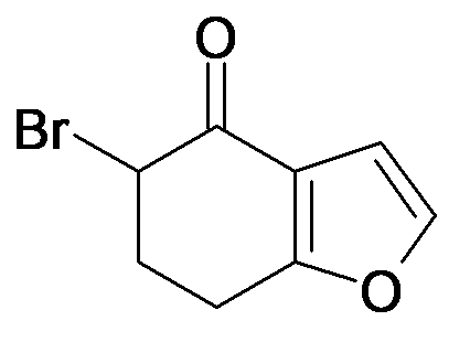 5-Bromo-6,7-dihydro-5H-benzofuran-4-one