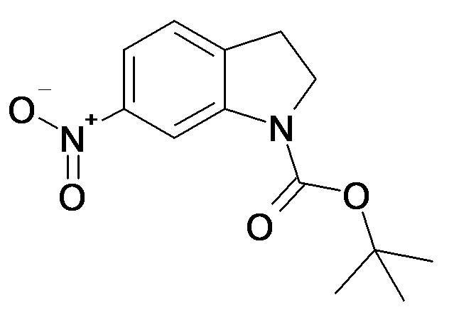 6-Nitro-2,3-dihydro-indole-1-carboxylic acid tert-butyl ester