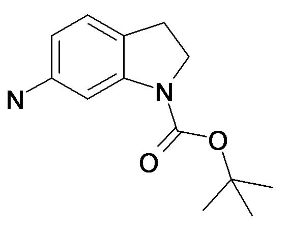 6-Amino-2,3-dihydro-indole-1-carboxylic acid tert-butyl ester