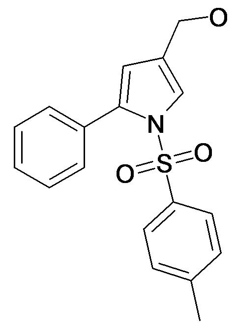 [5-Phenyl-1-(toluene-4-sulfonyl)-1H-pyrrol-3-yl]-methanol