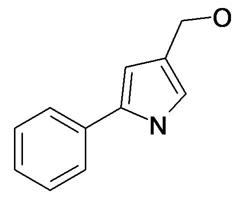 (5-Phenyl-1H-pyrrol-3-yl)-methanol