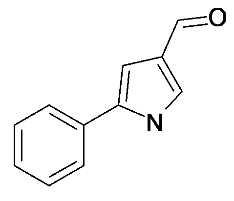 5-Phenyl-1H-pyrrole-3-carbaldehyde