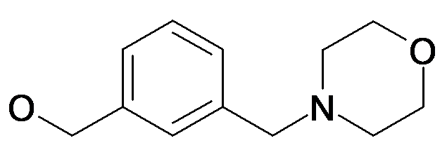 (3-Morpholin-4-ylmethyl-phenyl)-methanol
