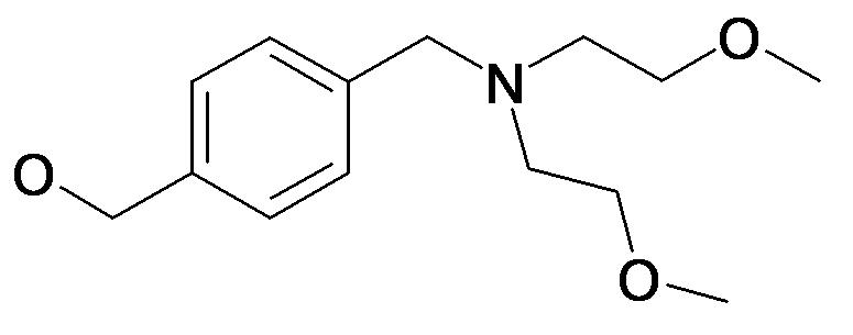 (4-{[Bis-(2-methoxy-ethyl)-amino]-methyl}-phenyl)-methanol