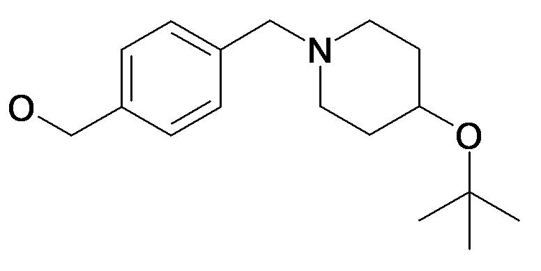 [4-(4-tert-Butoxy-piperidin-1-ylmethyl)-phenyl]-methanol