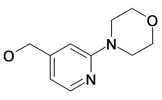 (2-Morpholin-4-yl-pyridin-4-yl)-methanol