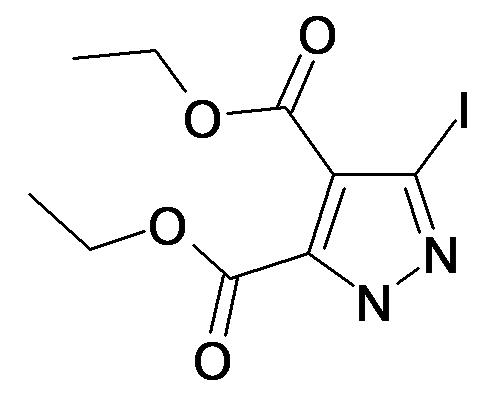 5-Iodo-2H-pyrazole-3,4-dicarboxylic acid diethyl ester
