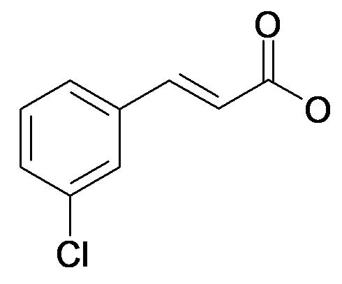 (E)-3-(3-Chloro-phenyl)-acrylic acid