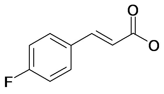 (E)-3-(4-Fluoro-phenyl)-acrylic acid