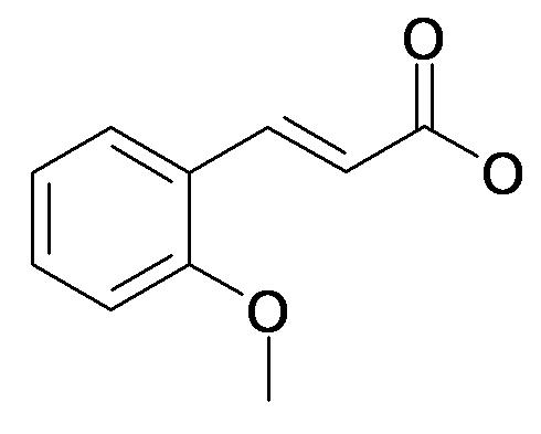 (E)-3-(2-Methoxy-phenyl)-acrylic acid