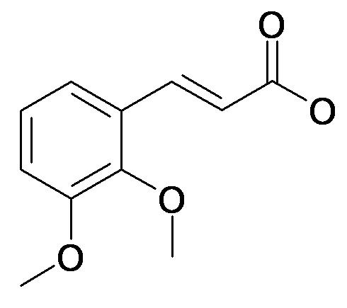 (E)-3-(2,3-Dimethoxy-phenyl)-acrylic acid