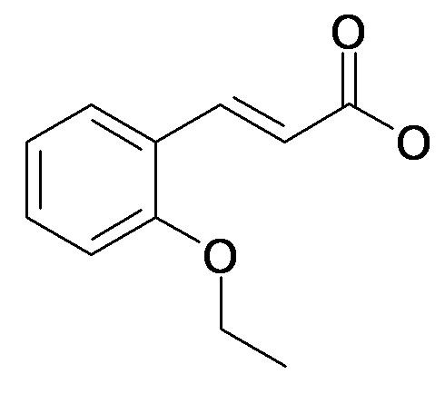 (E)-3-(2-Ethoxy-phenyl)-acrylic acid