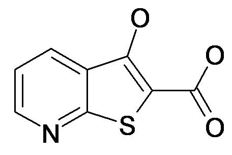 3-Hydroxy-thieno[2,3-b]pyridine-2-carboxylic acid