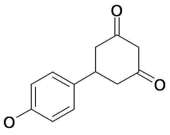 5-(4-Hydroxy-phenyl)-cyclohexane-1,3-dione