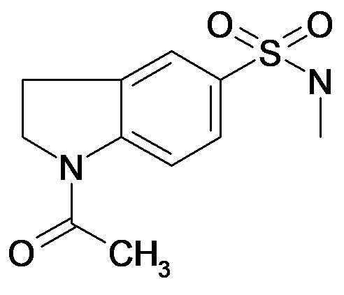 1-Acetyl-2,3-dihydro-1H-indole-5-sulfonic acid methylamide