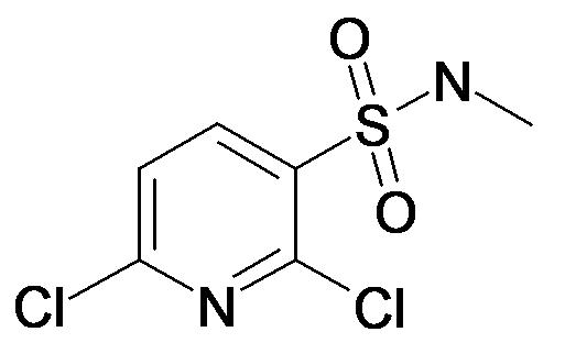 2,6-Dichloro-pyridine-3-sulfonic acid methylamide