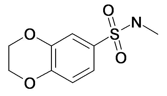 2,3-Dihydro-benzo[1,4]dioxine-6-sulfonic acid methylamide