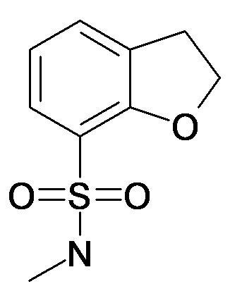 2,3-Dihydro-benzofuran-7-sulfonic acid methylamide