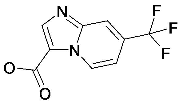 7-Trifluoromethyl-imidazo[1,2-a]pyridine-3-carboxylic acid