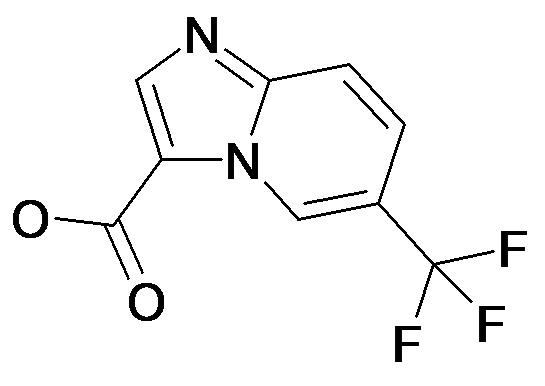 6-Trifluoromethyl-imidazo[1,2-a]pyridine-3-carboxylic acid