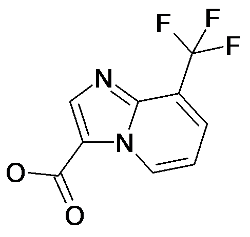8-Trifluoromethyl-imidazo[1,2-a]pyridine-3-carboxylic acid