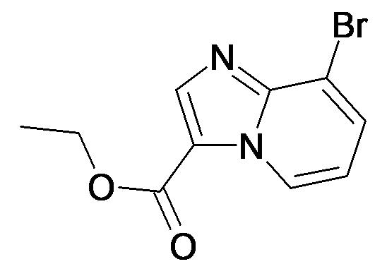 8-Bromo-imidazo[1,2-a]pyridine-3-carboxylic acid ethyl ester