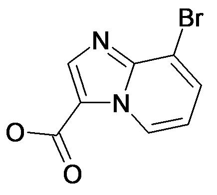 8-Bromo-imidazo[1,2-a]pyridine-3-carboxylic acid
