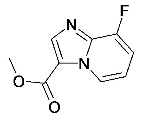 8-Fluoro-imidazo[1,2-a]pyridine-3-carboxylic acid methyl ester
