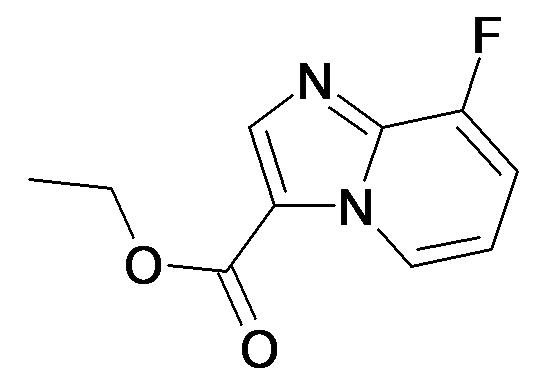 8-Fluoro-imidazo[1,2-a]pyridine-3-carboxylic acid ethyl ester