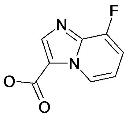 8-Fluoro-imidazo[1,2-a]pyridine-3-carboxylic acid