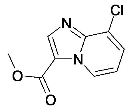 8-Chloro-imidazo[1,2-a]pyridine-3-carboxylic acid methyl ester