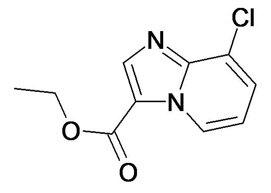 8-Chloro-imidazo[1,2-a]pyridine-3-carboxylic acid ethyl ester