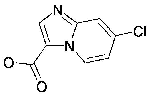 7-Chloro-imidazo[1,2-a]pyridine-3-carboxylic acid