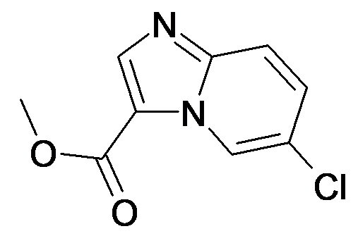 6-Chloro-imidazo[1,2-a]pyridine-3-carboxylic acid methyl ester