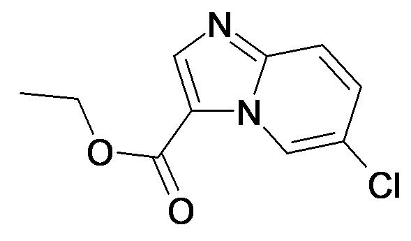 6-Chloro-imidazo[1,2-a]pyridine-3-carboxylic acid ethyl ester