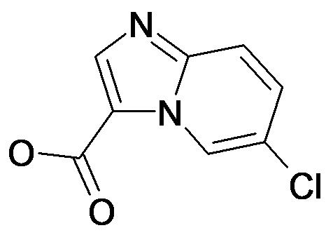 6-Chloro-imidazo[1,2-a]pyridine-3-carboxylic acid