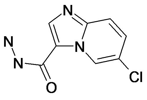 6-Chloro-imidazo[1,2-a]pyridine-3-carboxylic acid hydrazide