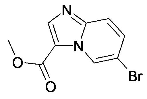 6-Bromo-imidazo[1,2-a]pyridine-3-carboxylic acid methyl ester