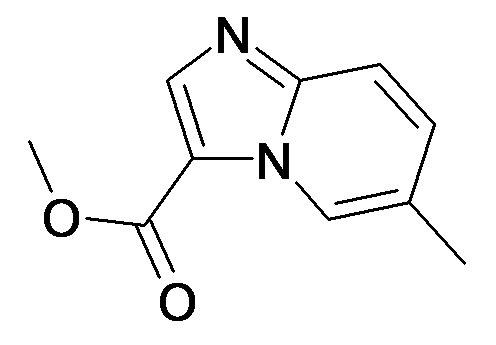 6-Methyl-imidazo[1,2-a]pyridine-3-carboxylic acid methyl ester