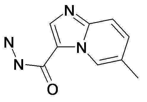 6-Methyl-imidazo[1,2-a]pyridine-3-carboxylic acid hydrazide