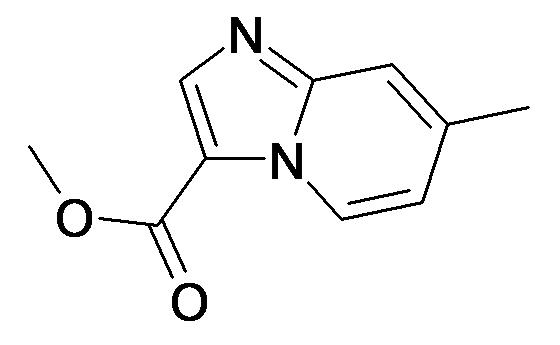 7-Methyl-imidazo[1,2-a]pyridine-3-carboxylic acid methyl ester