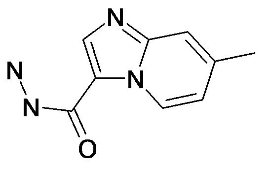 7-Methyl-imidazo[1,2-a]pyridine-3-carboxylic acid hydrazide