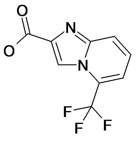 5-Trifluoromethyl-imidazo[1,2-a]pyridine-2-carboxylic acid