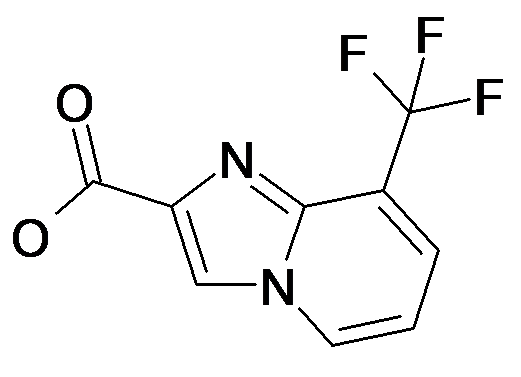 8-Trifluoromethyl-imidazo[1,2-a]pyridine-2-carboxylic acid