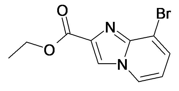8-Bromo-imidazo[1,2-a]pyridine-2-carboxylic acid ethyl ester
