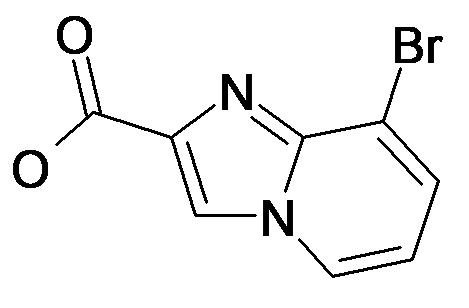 8-Bromo-imidazo[1,2-a]pyridine-2-carboxylic acid