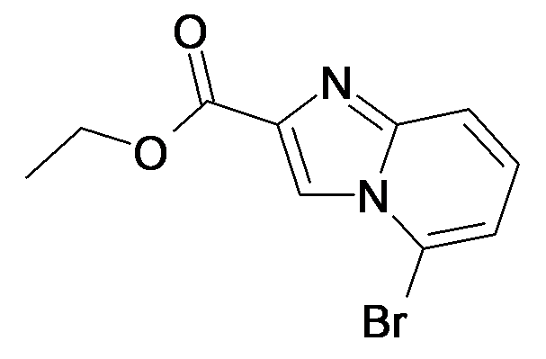 5-Bromo-imidazo[1,2-a]pyridine-2-carboxylic acid ethyl ester