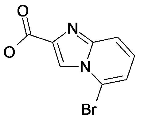 5-Bromo-imidazo[1,2-a]pyridine-2-carboxylic acid