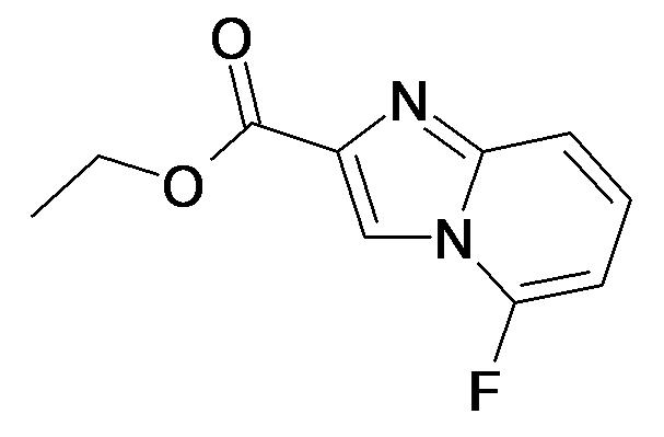 5-Fluoro-imidazo[1,2-a]pyridine-2-carboxylic acid ethyl ester